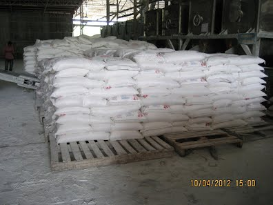 Cassava Nova's warehouse