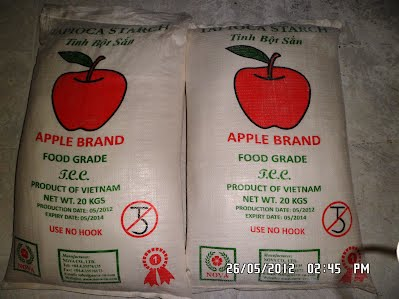 Apple Tapioca Starch