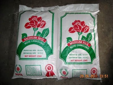 Camolino Medium Rose Rice